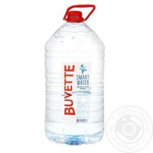 Вода мінеральна Buvette Smart Water негазована 5л