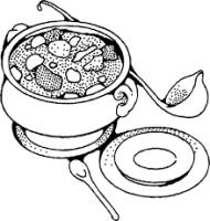 Суп дня (який саме сьогодні - уточнюйте)